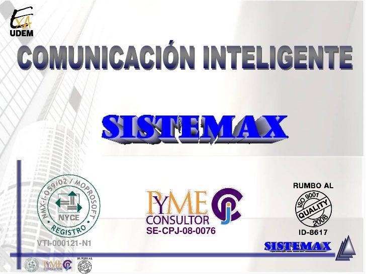 ExaUDEM - Comunicación Inteligente UDEM 01