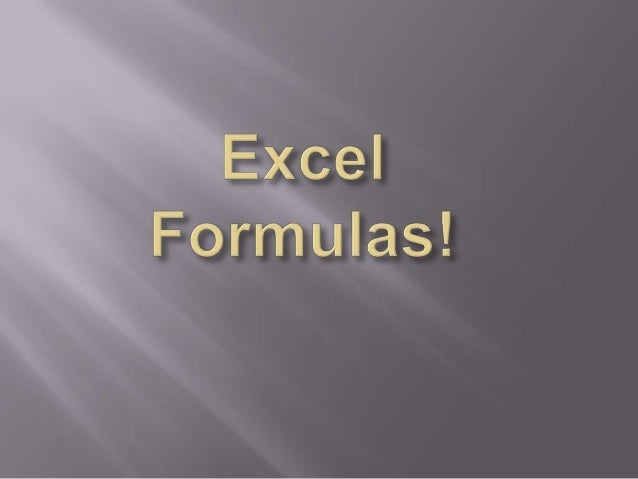 Para fazer uma fórmula nós devemos primeiro de tudo abrir o Excel,depois nós devemos fazer uma tabela com as informações n...