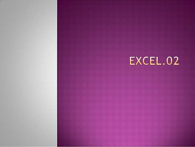  Every formula in Excel must begin with an equal sign (=).  The formula bar displays the contents of the active cell.  ...