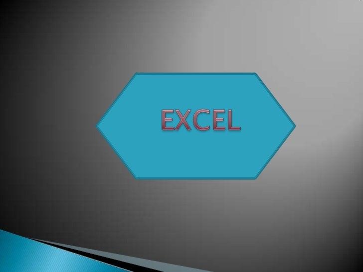 Excel luis