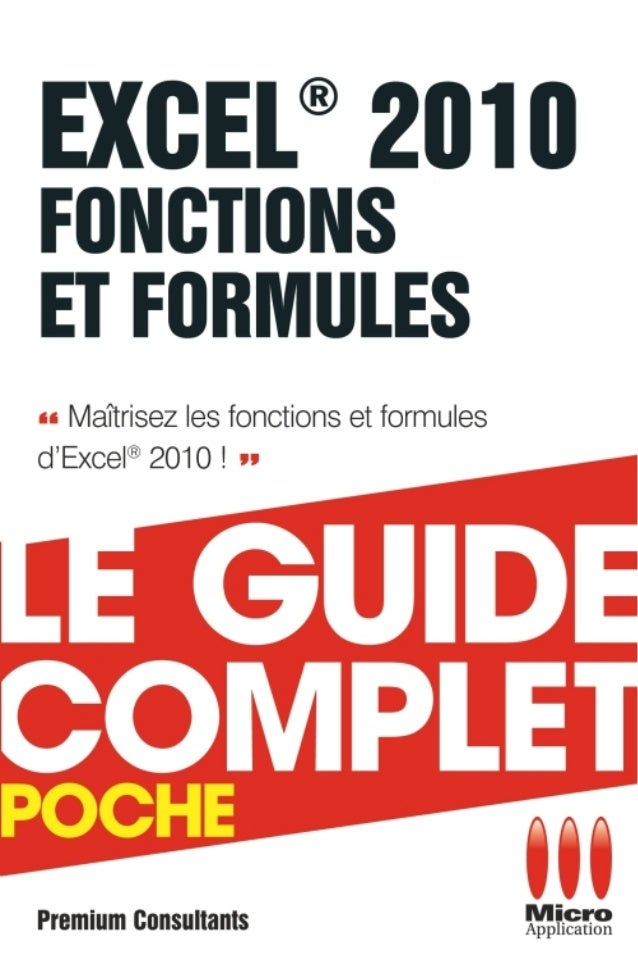 Excel2010.guide.complet