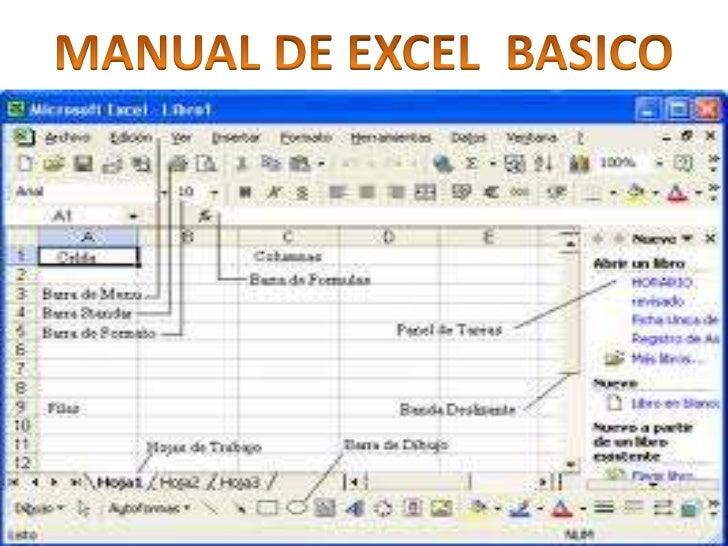 Excel basico