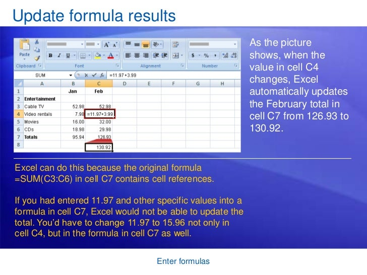 Auto Refresh Now Excel 2007 - How To Use Online Data In Excel 2010 And ...