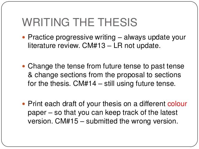 phd thesis passive voice