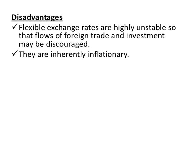 thesis on exchange rate determination This thesis is intended to be part of a vigorous debate currently going on in the international community of exchange rate regime, monetary policy and related core.