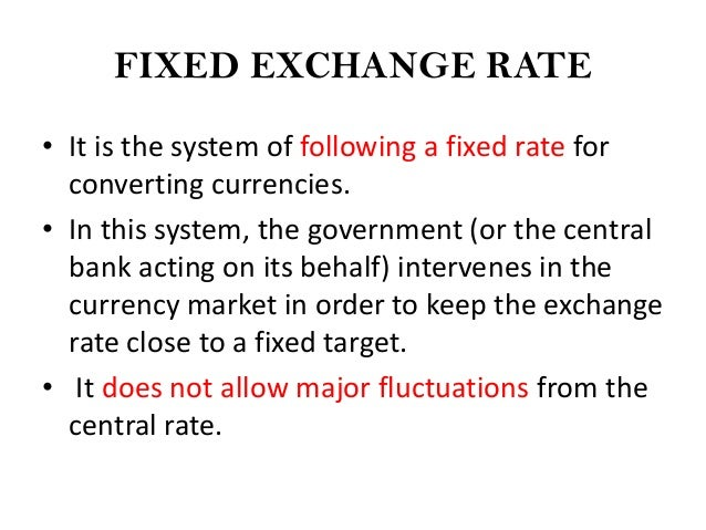 exchange rate mechanisms and regimes in india finance essay Summary: the choice of an adequate exchange rate regime proves to be a  highly sensi-  columbia, malaysia, and, in somewhat different form, china and  india  inflation through transmission mechanism = financial colapse due to.