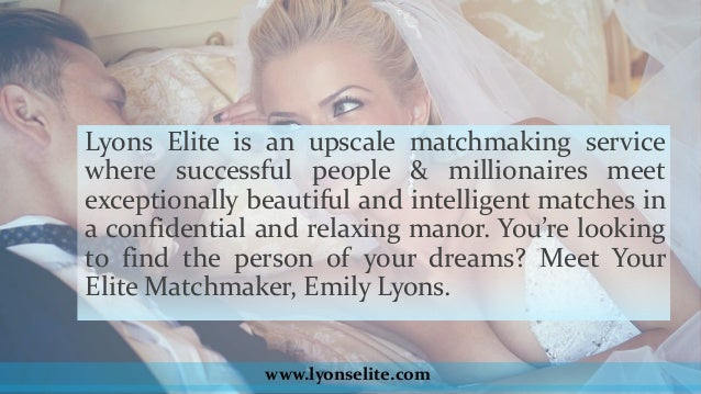 exclusive matchmaking toronto Check out these top 6 elite matchmaking services kelleher international is an exclusive matchmaking service based in san francisco toronto, and vancouver.