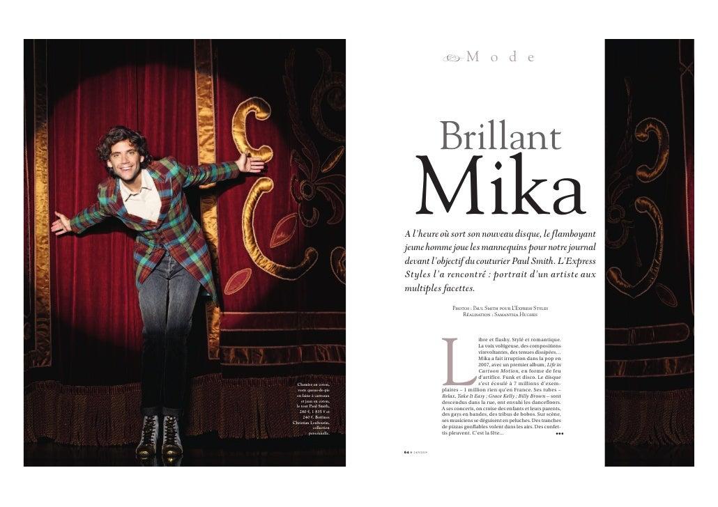 RM o d e                                               Brillant                               Mika                        ...