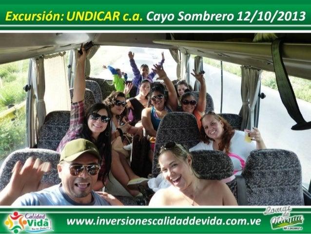 Excursion cayo sombrero 12 10 2013