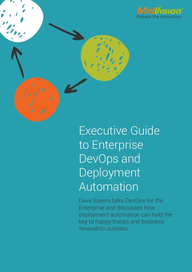 Executive Guide to DevOps and Deployment Automation