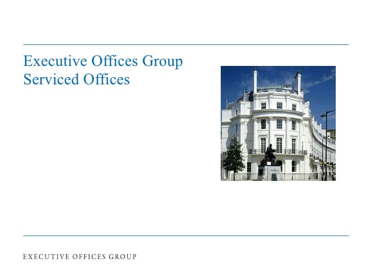 Executive Offices Group - London Serviced Offices