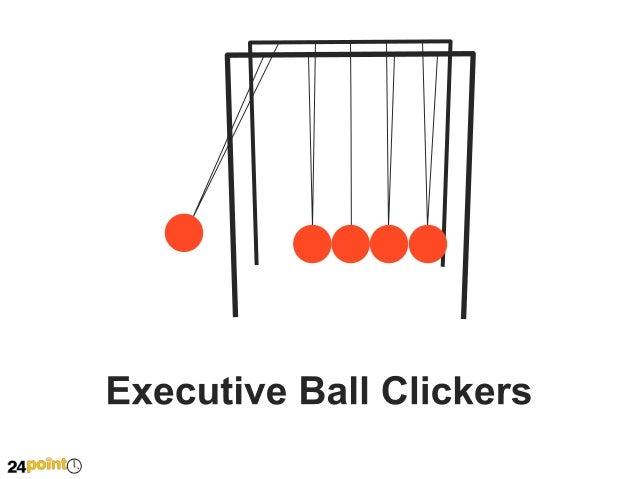 Executive Ball Clickers