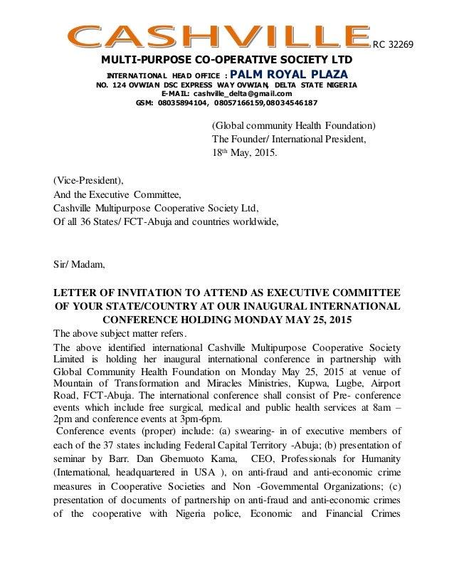 Cover Letter Multi Purpose