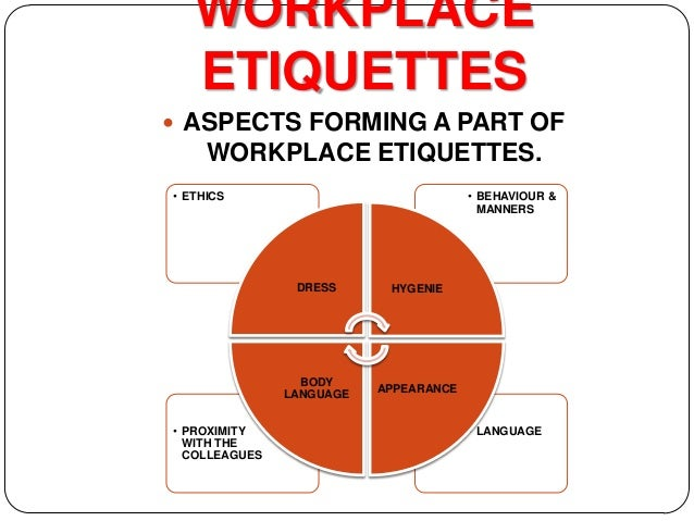 workplace etiquette We work with employers here and around the globe cce regularly hears from employers who have interviewed columbia students and alumni for positions at their.
