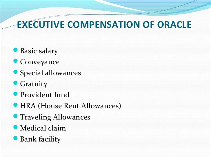 Executive compensation ... facility; 23. IBM EXECUTIVE COMPENSATION ...