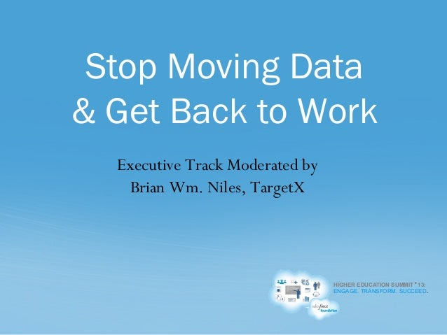 Roundtable Discussion—Stop Moving Data & Get Back to Recruiting