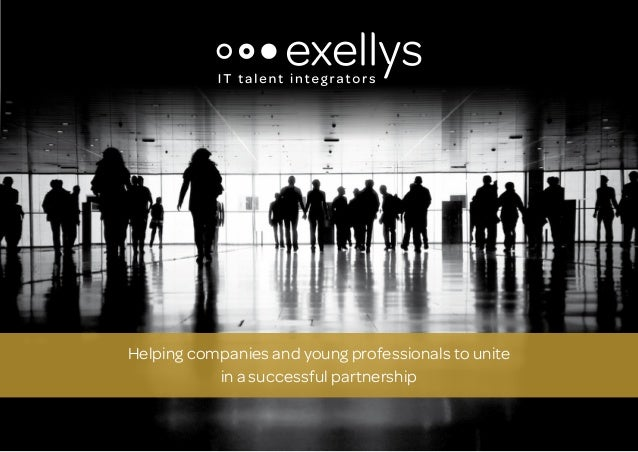Helping companies and young professionals to unite in a successful partnership