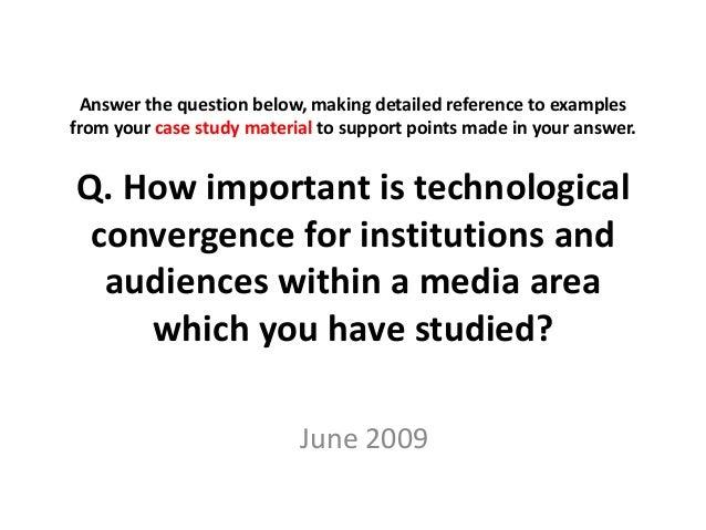 Argumentative essay on technology