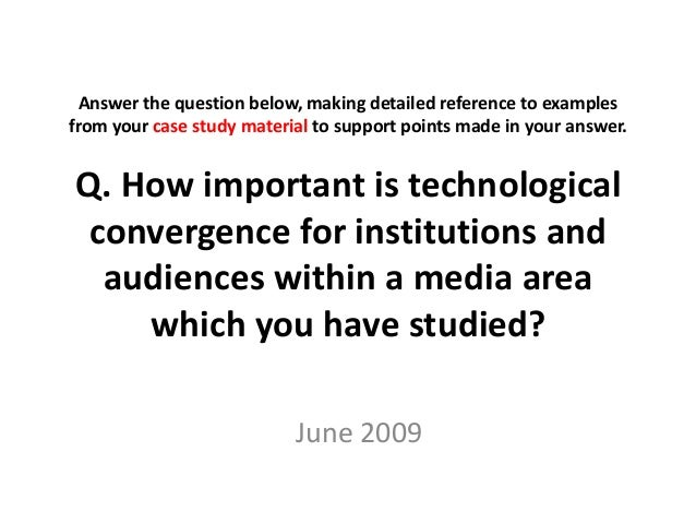 Answer the question below, making detailed reference to examplesfrom your case study material to support points made in yo...