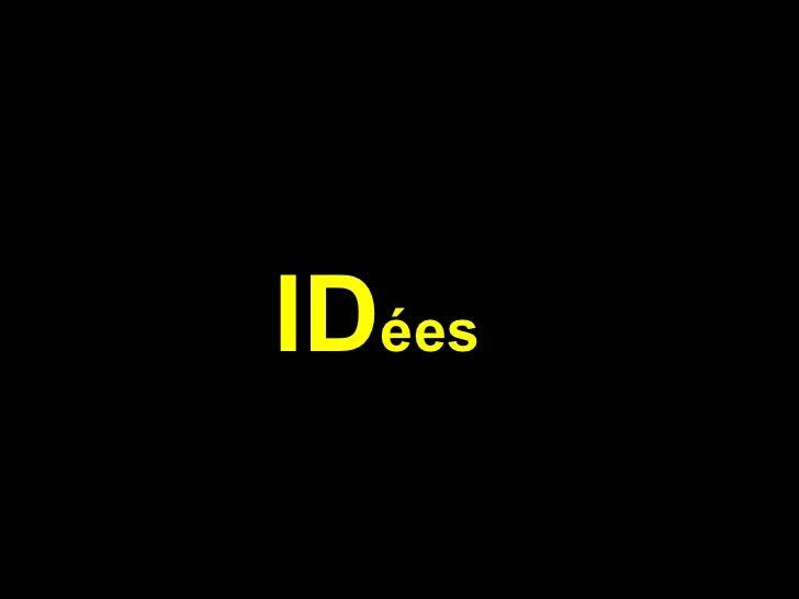 ID ées