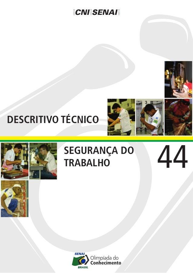 DESCRITIVO TÉCNICO SEGURANÇA DO TRABALHO  44