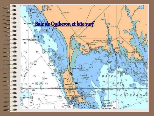 Baie de Quiberon et kite surf