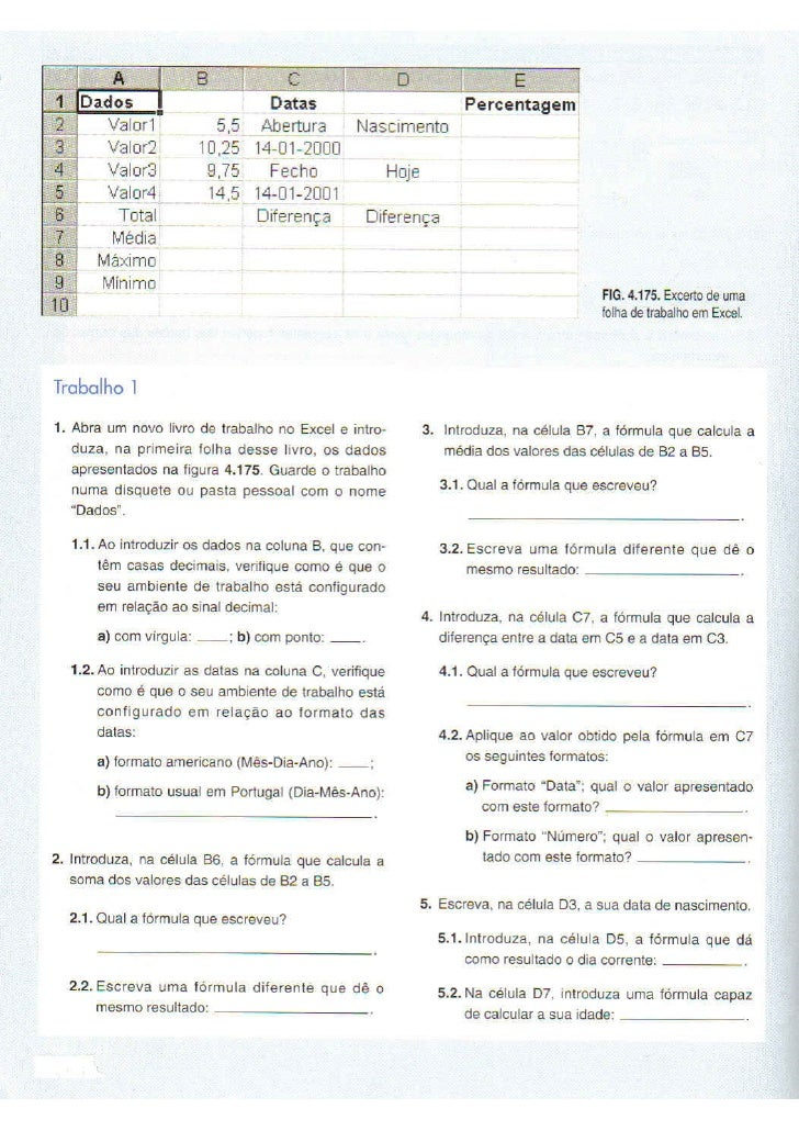 Exercicio1 (folha de calculo)