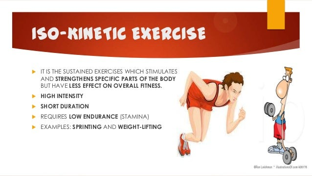 Types Of Isokinetic Exercises Related Keywords ...