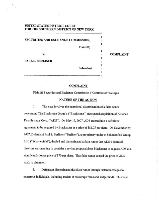 UNITED STATES DISTRICT COURT FOR THE SOUTHERN DISTRICT or NEW YORK  --. ..---. ._. ._-_. ... __. ... __. .._. ._. ... .--....