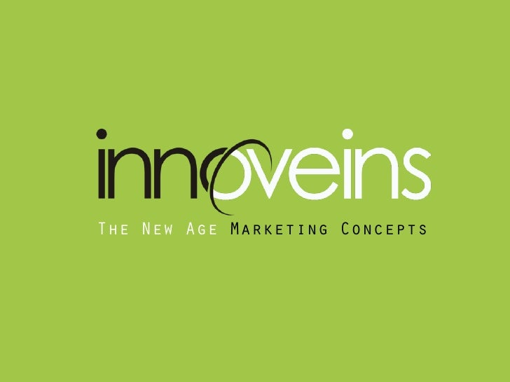 The New Age Marketing Concepts