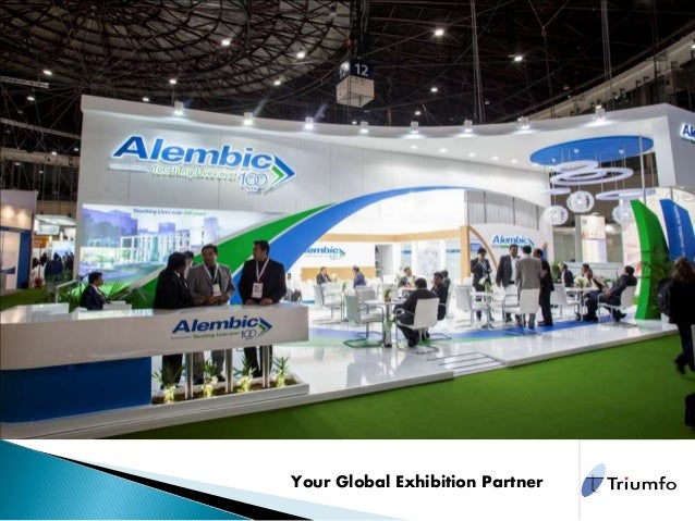 Exhibition Stand Design App : Exhibition stand design in cphi madrid for alembic