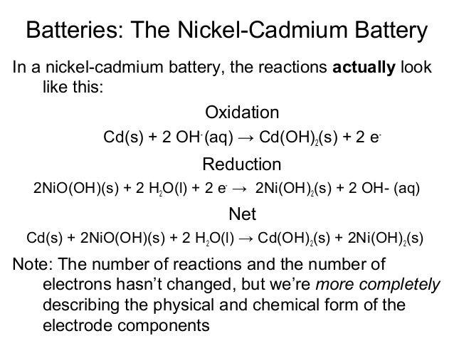 - Batterien Die Nickel...