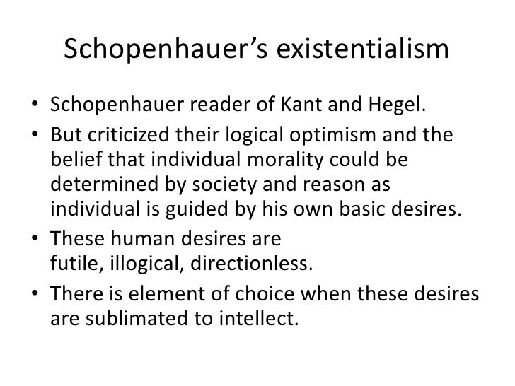 an analysis of the individual free will and the concepts of existentialism and determinism Free essays from bartleby | determinism and existentialism in view of  theme: a  stress on individual existence and, consequently, on subjectivity, individual  freedom, and choice {3}  although, he did not use the word 'existentialism', but  initially the concept that no  essay on existentialism in bill watterson's comic  strips.