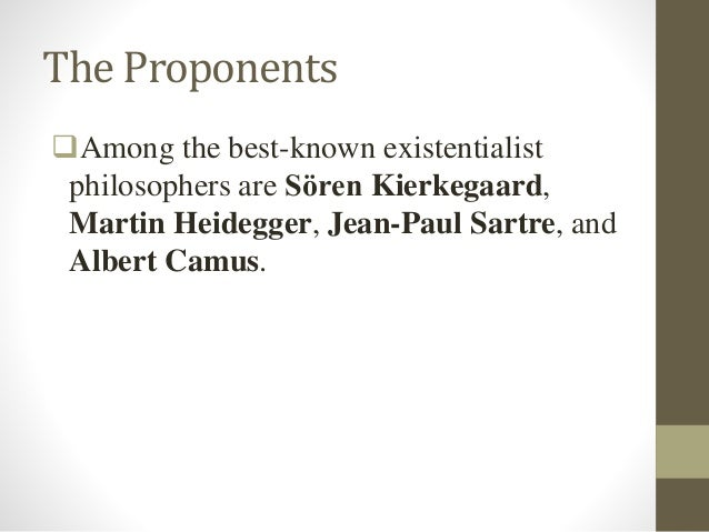 kantian and existentialist conceptions of freedom Notre dame philosophical reviews is an electronic,  the kantian foundation of  these can be understood as contending conceptions of freedom as self .