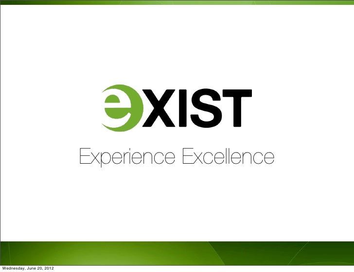 Exist Services