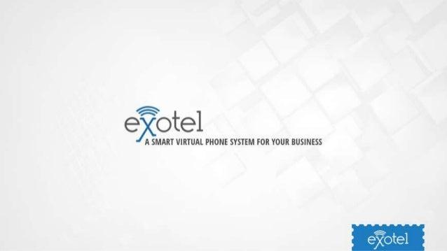 Exotel Culture Code