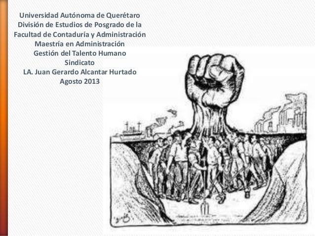 Universidad Autónoma de Querétaro División de Estudios de Posgrado de la Facultad de Contaduría y Administración Maestría ...