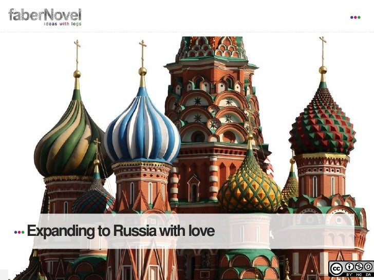 Expanding to Russia (tech sector)