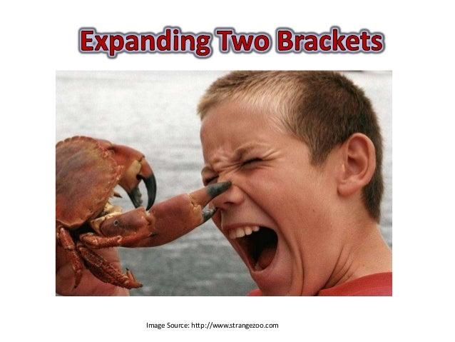 Expanding Binomial Brackets