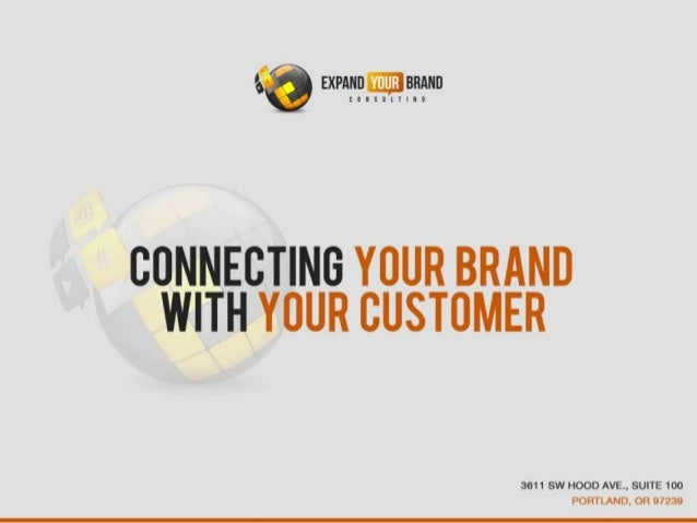 Expand your brand consulting capabilities for Brand consultant
