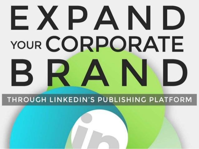 How to Create Social Employees through LinkedIn's Publishing Platform