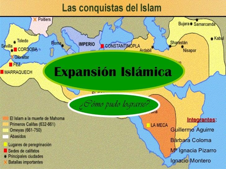 ExpansióN IsláMica