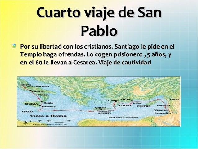 En este blog se lee octubre 2015 for Cuarto viaje de san pablo