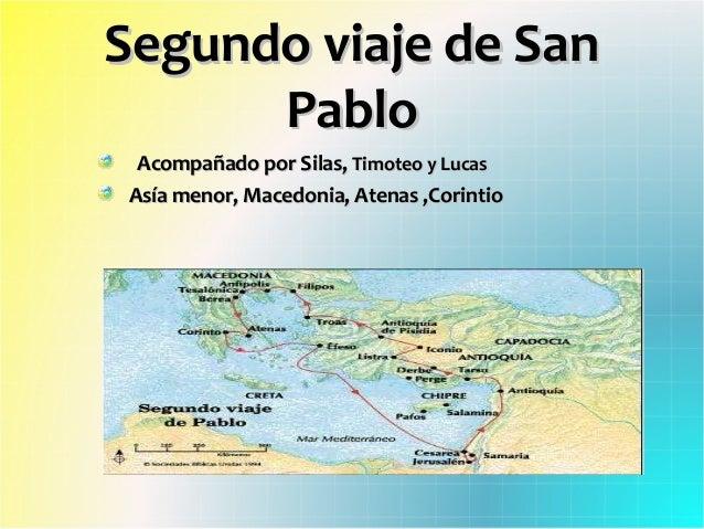 Expansi n del cristianismo for Cuarto viaje de san pablo