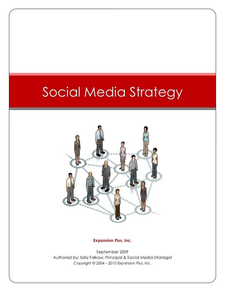 Expansion plus-social-media-strategies