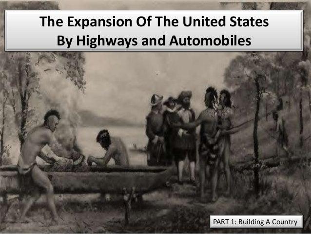 Expanding America