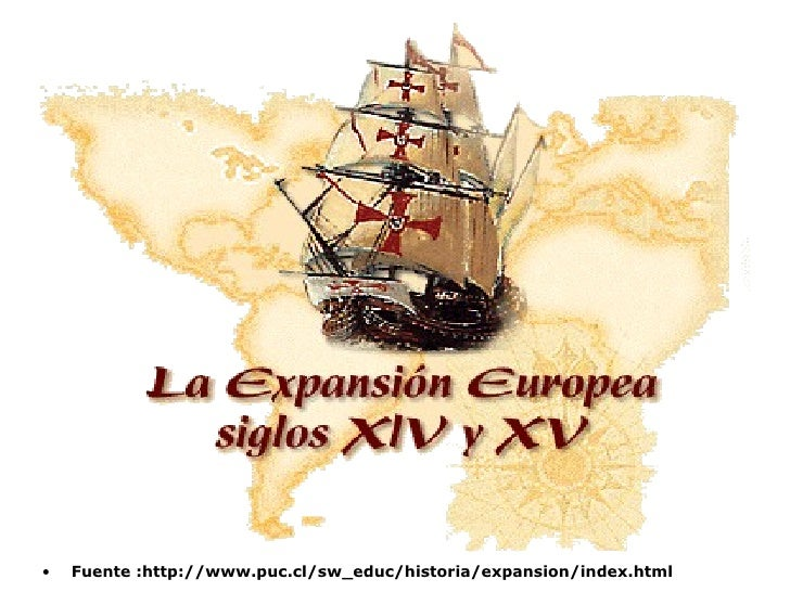 Expansion Europea