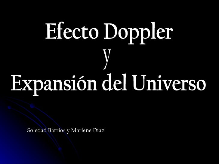 Expansion.Universo
