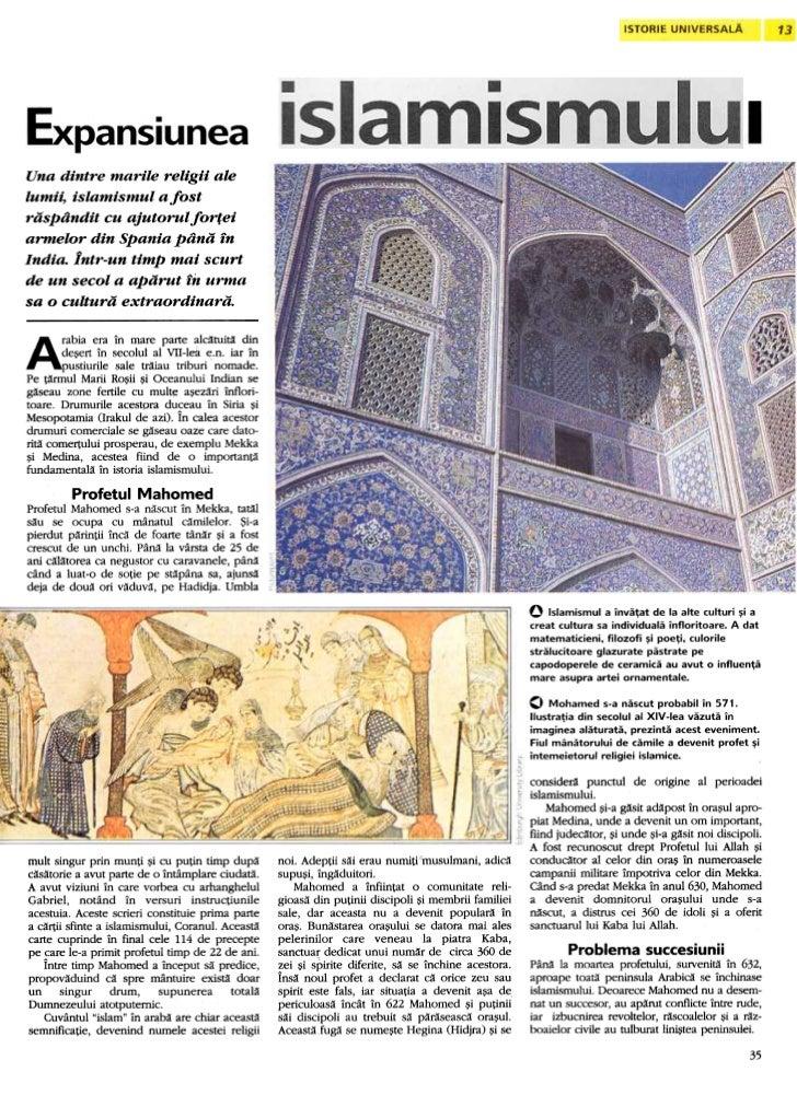 Expansiunea islamismului