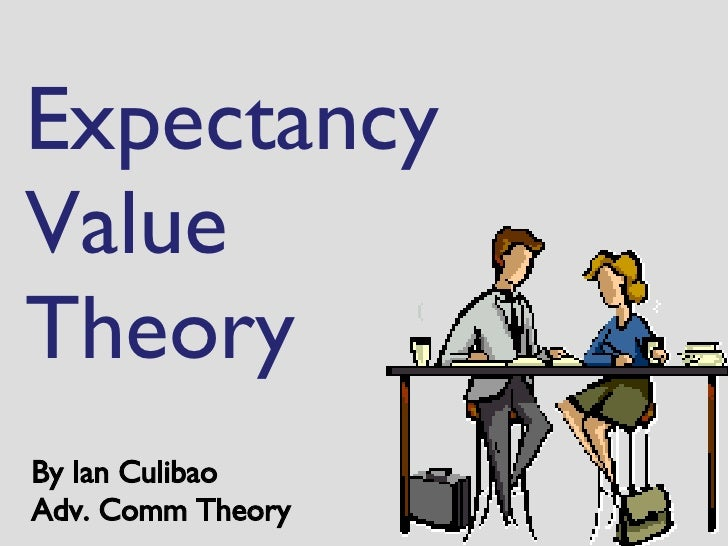 Expectancy Value Theory